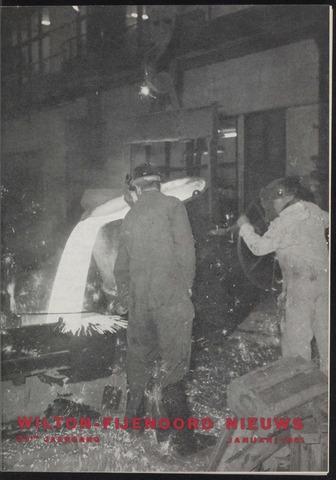 Wilton Fijenoord Nieuws 1961