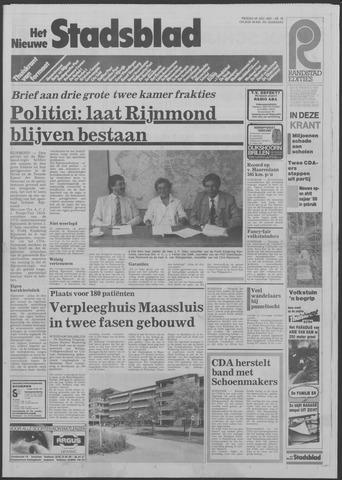 Het Nieuwe Stadsblad 1985-07-26
