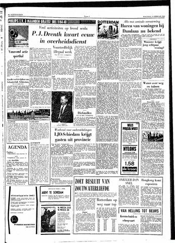 Trouw / De Rotterdammer 1964-02-19