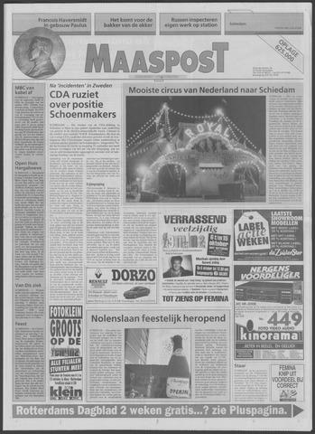 Maaspost / Maasstad / Maasstad Pers 1995-10-04