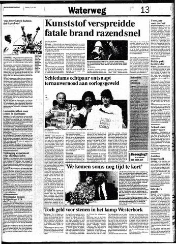 Rotterdamsch Nieuwsblad / Schiedamsche Courant / Rotterdams Dagblad / Waterweg / Algemeen Dagblad 1991-07-02
