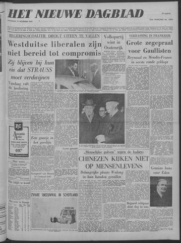 Nieuwe Schiedamsche Courant 1962-11-19
