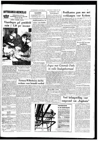 Rotterdamsch Nieuwsblad / Schiedamsche Courant / Rotterdams Dagblad / Waterweg / Algemeen Dagblad 1966-02-21