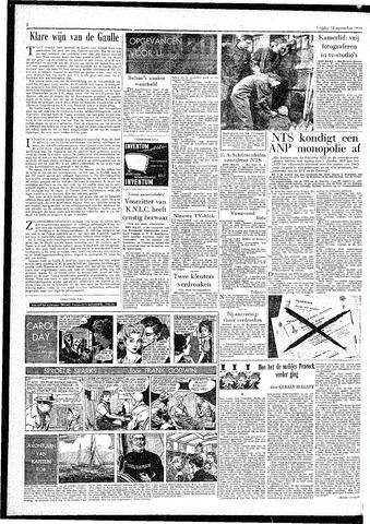 Rotterdamsch Parool / De Schiedammer 1959-09-18