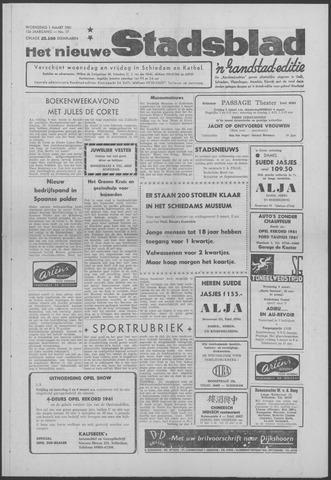 Het Nieuwe Stadsblad 1961-03-01