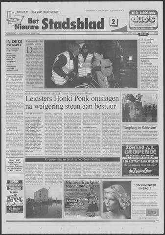 Het Nieuwe Stadsblad 2001-01-11
