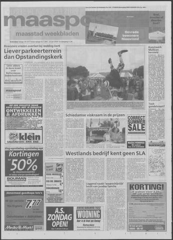 Maaspost / Maasstad / Maasstad Pers 2000-07-12