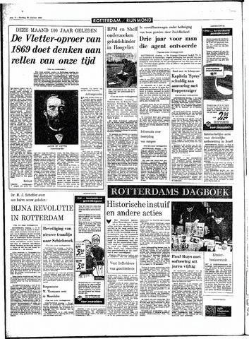Rotterdamsch Parool / De Schiedammer 1968-10-29