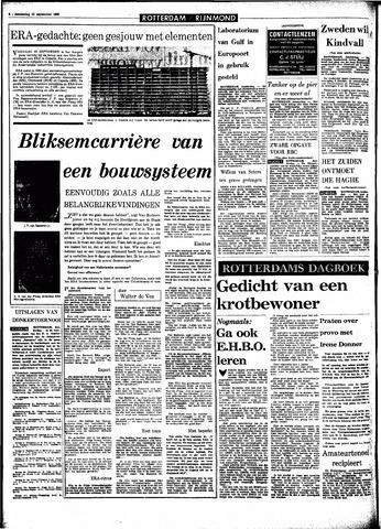 Rotterdamsch Parool / De Schiedammer 1966-09-22
