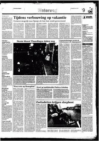 Rotterdamsch Nieuwsblad / Schiedamsche Courant / Rotterdams Dagblad / Waterweg / Algemeen Dagblad 1998-01-05