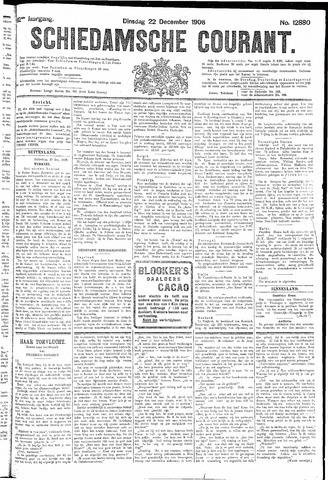 Schiedamsche Courant 1908-12-22