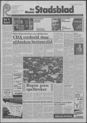 Het Nieuwe Stadsblad 1983-09-21