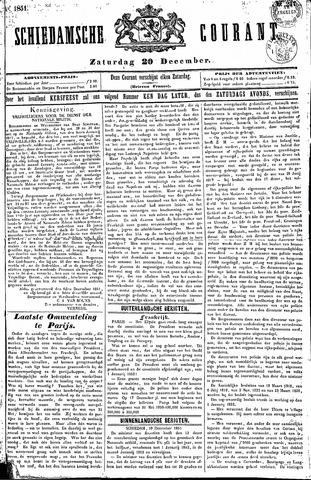 Schiedamsche Courant 1851-12-20