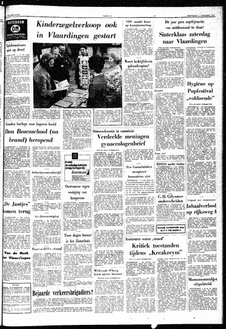 Trouw / De Rotterdammer 1970-11-11