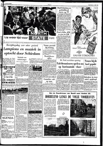 Trouw / De Rotterdammer 1964-05-06