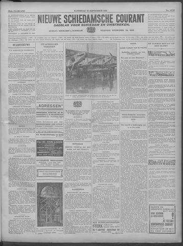 Nieuwe Schiedamsche Courant 1933-09-23