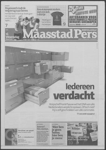 Maaspost / Maasstad / Maasstad Pers 2011-03-16
