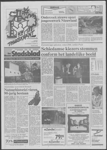 Het Nieuwe Stadsblad 1991-03-08