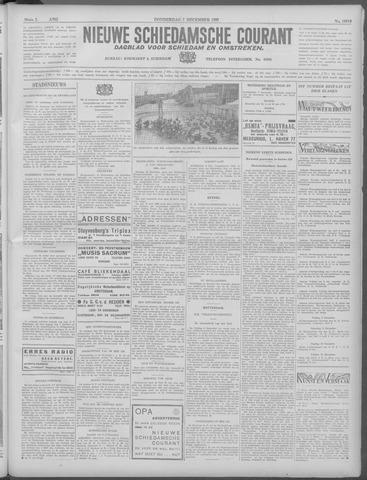 Nieuwe Schiedamsche Courant 1933-12-07