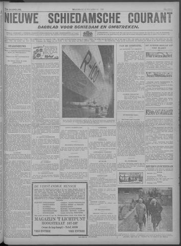 Nieuwe Schiedamsche Courant 1929-12-02