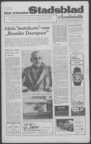 Het Nieuwe Stadsblad 1969-04-04