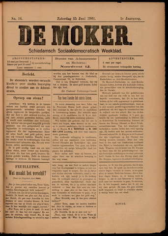 De Moker 1901-06-15