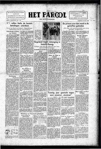 Rotterdamsch Parool / De Schiedammer 1946-06-18