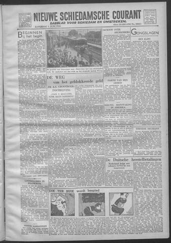 Nieuwe Schiedamsche Courant 1946-06-01