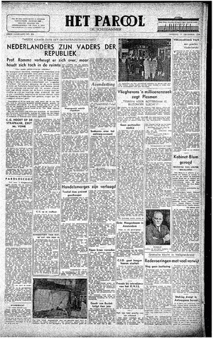 Rotterdamsch Parool / De Schiedammer 1946-12-17