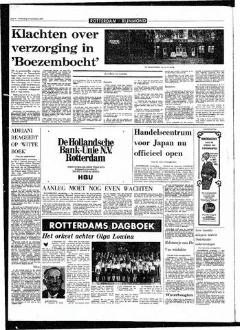 Rotterdamsch Parool / De Schiedammer 1970-11-19