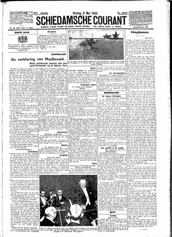 Schiedamsche Courant 1935-05-03