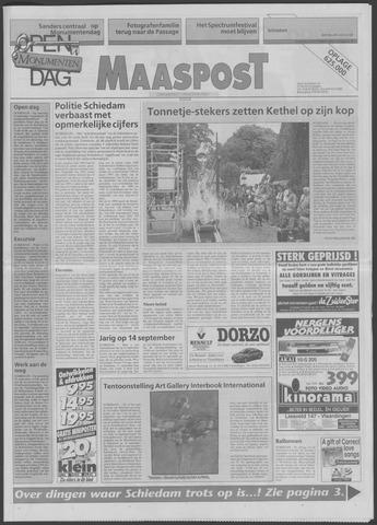 Maaspost / Maasstad / Maasstad Pers 1995-09-06
