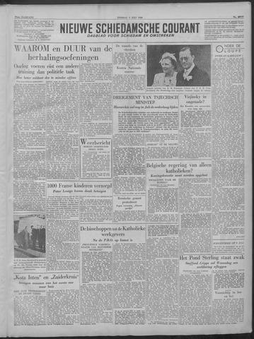 Nieuwe Schiedamsche Courant 1949-07-05