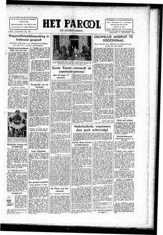 Rotterdamsch Parool / De Schiedammer 1946-09-02