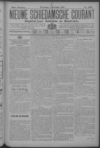 Nieuwe Schiedamsche Courant 1917-12-05