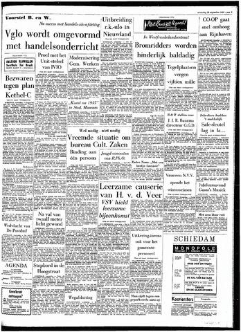 Rotterdamsch Parool / De Schiedammer 1964-09-23