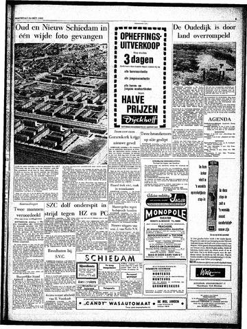 Rotterdamsch Parool / De Schiedammer 1962-10-24