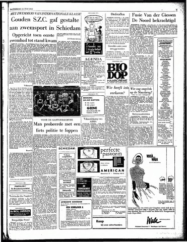 Rotterdamsch Parool / De Schiedammer 1962-06-21