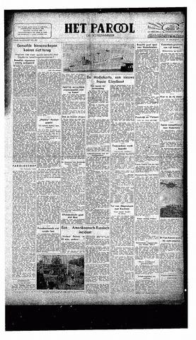 Rotterdamsch Parool / De Schiedammer 1946-12-27