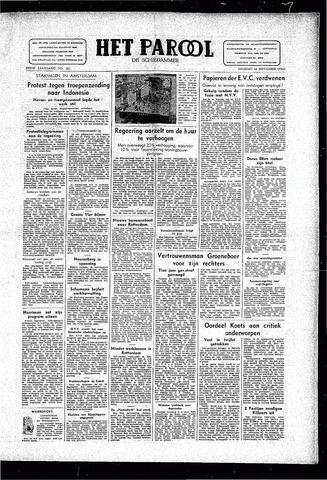 Rotterdamsch Parool / De Schiedammer 1946-09-24