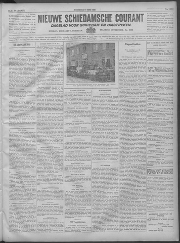 Nieuwe Schiedamsche Courant 1932-05-17