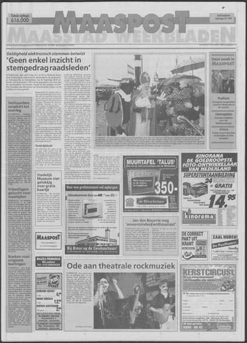 Maaspost / Maasstad / Maasstad Pers 1998-11-18