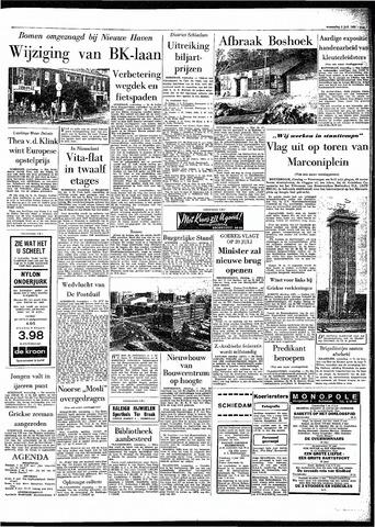 Rotterdamsch Parool / De Schiedammer 1964-07-08