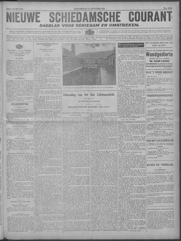 Nieuwe Schiedamsche Courant 1929-10-17