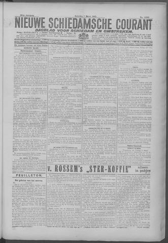 Nieuwe Schiedamsche Courant 1925-03-07