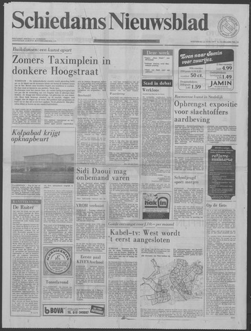 Schiedams Nieuwsblad 1977-06-22