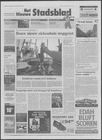 Het Nieuwe Stadsblad 2004-06-09