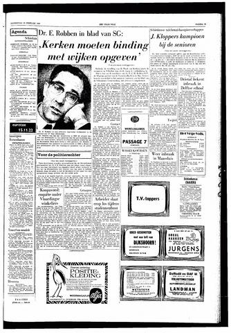 Het Vrije volk 1969-02-20