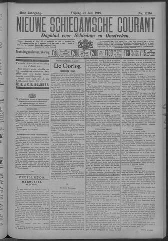 Nieuwe Schiedamsche Courant 1918-06-21