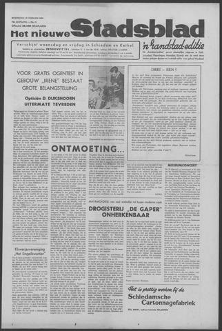 Het Nieuwe Stadsblad 1964-02-26